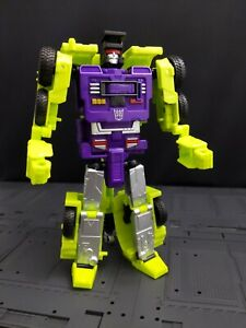 Transformers Unite Warriors Hook (Takara Devastator Limb, Hasbro CW Compatible)