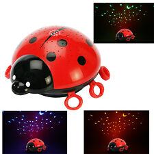 Sternenlicht Käfer m. Abschaltautomatik von Ansmann Nachtlicht Schlummerlicht