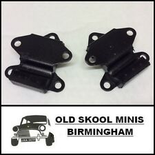 CLASSIC MINI FRONT ENGINE TO SUBFRAME MOUNTS 21A1902 x2 AUSTIN MORRIS PAIR 2E2