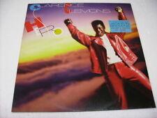 CLARENCE CLEMONS - HERO - LP VINYL 1985