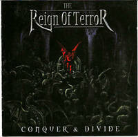(CD) The Reign Of Terror - Conquer & Divide (2001)