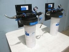 Ecolab T014s Lot Of 2 Hd Commercial Ice Machine Water Filtration System