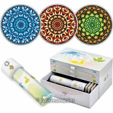 2017 Kaleidoscope of Canadiana Complete 3 Coin Set $20 Silver in Box Loon Maple