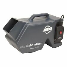 American DJ Bubble Tron Bubbletron Portable High Output Bubble Machine w/ Remote