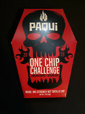 Paqui — One Chip Challenge (NEW 2020 Carolina Reaper Sichuan Tortilla)