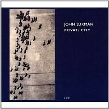 JOHN SURMAN - PRIVATE CITY (TOUCHSTONES)  CD NEU