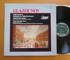 TVS 34621 Ruggiero Ricci Glazounov Violin Concerto NEAR MINT Turnabout Stereo LP