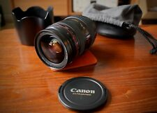 Canon EF 24-70mm F/2.8 L series USM lens. Very good condition