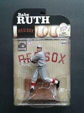 mcfarlane baseball action figure BABE RUTH boston red sox