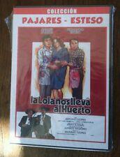Dvd de cine español. La Lola nos lleva al huerto Fernando Esteso Andrés Pajares