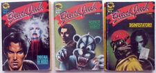 ✅ Lotto di 3 Fumetti Black Jack 1990 n°1-2-3 horror editore Renzo Barbieri