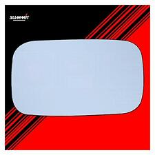 Wide Angled Mirror Glass - Summit ASRG-1058 - Fits Volvo V50 04 to 12 RHS