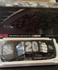 Joey Logano #20 Home Depot Stealth 2012 Toyota Camry Action 1:24