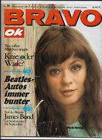 BRAVO Nr.37 vom 4.9.1967 Udo Jürgens, Cornelia Froboess, Francoise Hardy....
