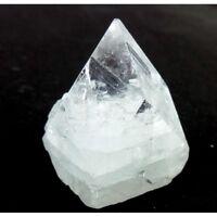 Apophylite Gemstone Mineral Top 2 cm with Information Card Reiki Enhanced