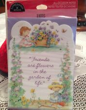 Nip Thank You Notes & All Occasion 8 In Each Pckg. Expressions, Tndr Thoughts