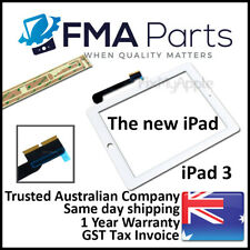 iPad 3 White Touch Screen Glass Digitizer Front Replacement New Wifi 3G Tools