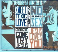 (EK464) Jesus Loves You, Sweet Toxic Love - 1992 CD