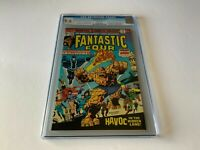 FANTASTIC FOUR 159 CGC 9.6 WHITE PAGES INHUMANS QUICKSILVER MARVEL COMICS 1975