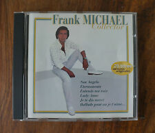 **CD COLLECTOR FRANK MICHAEL, 20 TITRES**
