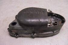 74 Yamaha DT175 Enduro 175 YM284B. Engine clutch cover