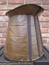 Antique NYC Approved 5 Gallon Copper Dairy Farm Milk Jug large five gal old toc