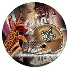 NEW ORLEANS SAINTS JAZZ TEAM PUZZLE 500 PIECES NEW FREE SHIPPING WINCRAFT