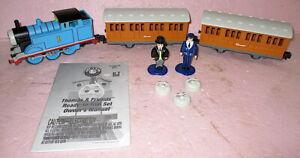 Lionel 31956 Thomas & Friends Train Set O-Gauge w/Whistle +Annie Clarabel TESTED