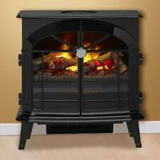 Dimplex - Opti-Myst Stockbridge 25-Inch Electric Stove Acrylic Ember Bed