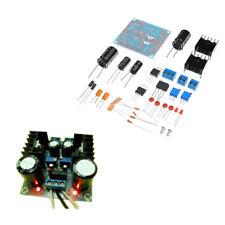 3pcs Fai da te LM317+LM337 negativo doppio alimentatore regolabile Kit Alimentatore Modulo Di Cinghiale