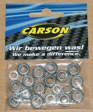Carson C904023 Ball Bearing Set for Tamiya TA01/Manta Ray/Top Force/Hummer, NIP