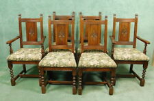 Fabric Reproduction Dining Chairs Antique Furniture
