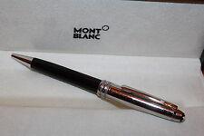 Montblanc Meisterstück N° 164P Solitaire Steel Doue´ Kugelschreiber, Mont Blanc