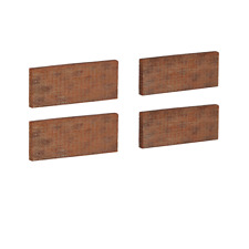 Bachmann 44-565 OO Gauge 6ft Victorian Wall Sections (Pk4)