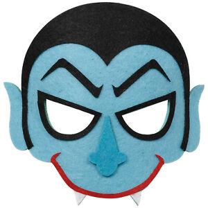 Halloween Vampire Felt Mask
