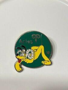 Disney 2012 Zodiac Collection Hidden Mickey Pin - Aries - Pluto