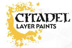Citadel Paints - Layer Paints