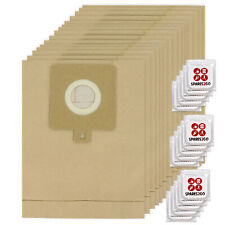 Dust Bags x 15 for ELECTROLUX Powerlite Z3318 Vacuum Cleaner Bag + Fresheners