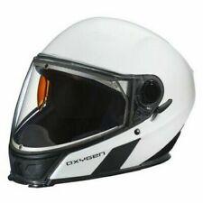 Ski-Doo Oxygen Snowmobile Helmet White Small 9290190401