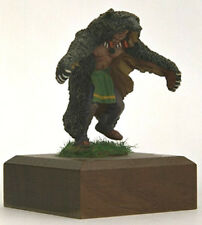 Valiant Miniatures Kit# 9896 - American Indian Bear Dancer  - 54mm