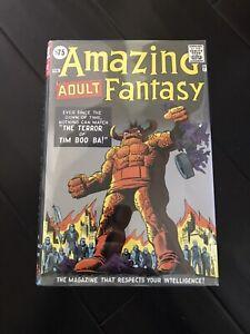 Amazing Fantasy Omnibus 2007 1st Edition Brodart Reinman Kirby Ditko Spider-Man