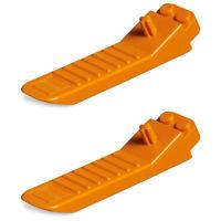 Lego Element Separator Tool Brick Splitter Orange x2 - 630 96874 4654448 - NEW