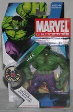 marvel universe hulk series 1 # 13  3.75  MOSC