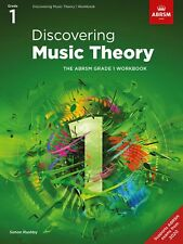 More details for discovering music theory - grade 1  theory  book [softcover]