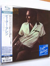 "Peter Allen ""BI-Coastal"" Japan mini lp SHM CD Toto"