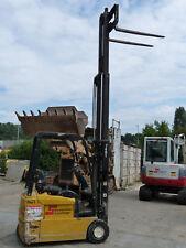 YALE Elektrostapler -ERP16ATF Hubhöhe 4400mm Hubkraft 1550kg mit Seitenschieber