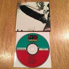 Led Zeppelin - 1969 S/T Debut i CD 2003 Alemania / Japan Reedición Mini LP Jimmy