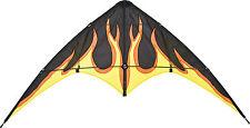 HQ Dragon Trick kites Stunt kite Bebop Fire 27 3/16x57 1/8in Flying line