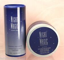 Avon Night Magic 2pc Gift Set Shimmering Powder & Skin Softener Stocking Stuffer