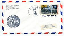1970 Apollo Nasa MSFN Station Hawaii Waimea Space Cover